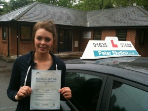 Charlotte Govey - Lambourn - 1st time pass