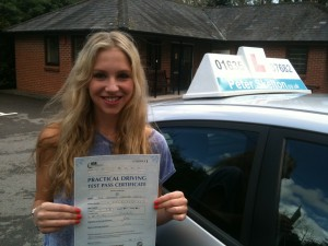 Driving Lessons Newbury - Heather Lewis