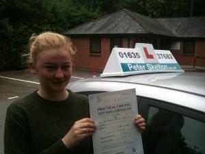 Rebecca Craig - driving lessons newbury