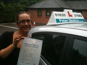 emily meaney - driving lessons Newbury