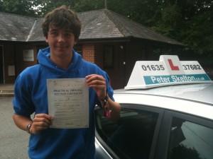 Joe Stevens - Driving Lessons Newbury