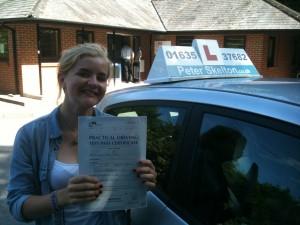 Nicole Silvester Driving Test Newbury