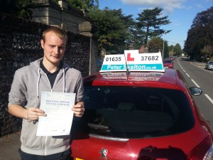 Chris Cox Driving Test Newbury