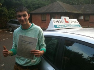Chris Pasierbek - Driving Lessons Newbury