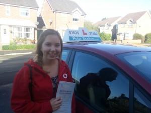 Erica Martin - Driving Test Newbury