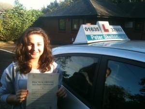 Hannah James - Driving Lessons Newbury