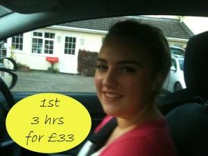 Katie Cue - 1st Driving Lessons Newbury
