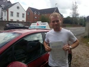 Ollie Wheeler - Driving Test Pass Newbury