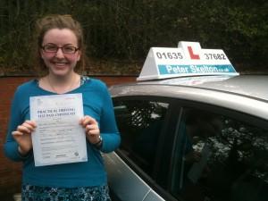 Chloe Flynn - Driving School Newbury