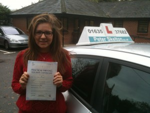 Chloe Williams - Driving Instructor Newbury