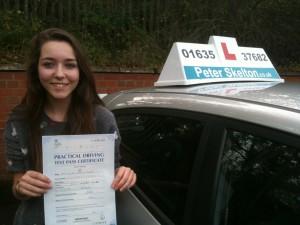 Claire Dawes - Driving School Newbury