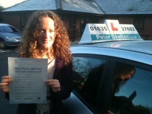 Fran Wiseman - driving school Newbury