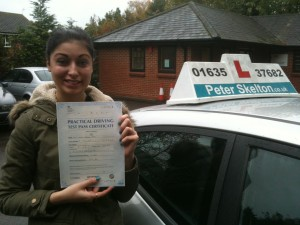 Lauren Piper - Driving School Newbury