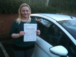 Sabrina Banning - driving school Newbury