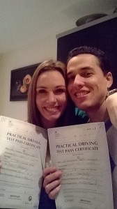 Driving Lessons Newbury - Enrique and Melissa Espin