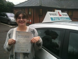 Driving School Newbury - Robyn Bigglestone