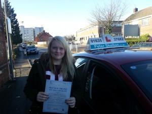 Driving School Newbury - Becky Cox