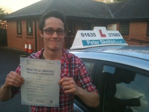 Driving School Newbury - Dominic Clarke
