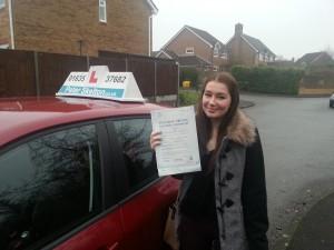 Ellie Pascoe - Driving Instructor Newbury