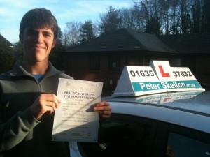 Driving School Newbury - Jamie O'Donnell