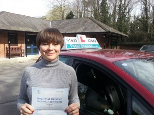 Ekaterina Markova - driving lessons Newbury