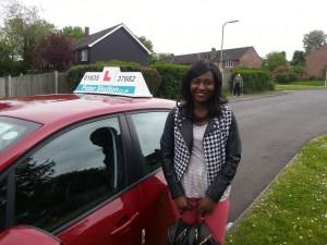 Driving School Newbury - Aline Nzacahayo