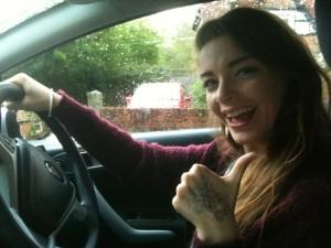 Driving Lessons Newbury Charlotte King
