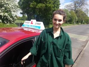 Driving Lessons Newbury - Ellie Bradshaw