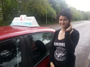 Holly Seward - Driving School Newbury