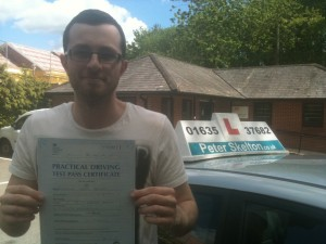 Driving Lessons Hungerford - Nick Holmes