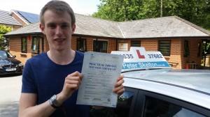 Driving School Newbury - George Hunter