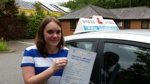 Kelly-Marie Looker driving lessons Thatcham