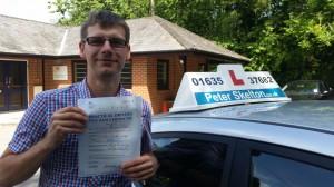 Piotr Radziwonowski - Driving Instructor Newbury