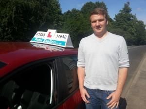 Seb Jenks - driving school Newbury