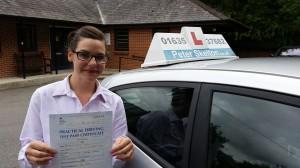 Driving School Newbury Becki Hutt