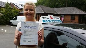 Driving School Newbury - Catherine Gaffney