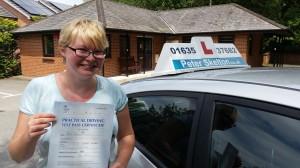 Driving School Newbury - Hope Dinsey