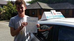 Driving Instructor Newbury - Tom Prendergast