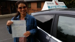 Driving School Kingsclere - Anita Dai