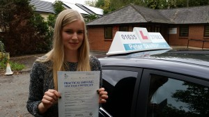 Driving School Newbury - Antonia Chandler
