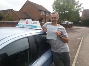 Driving lessons Newbury - Daniel Sparkes