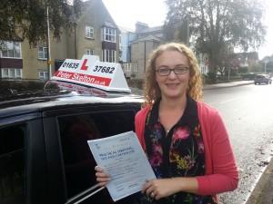 Driving Instructor Newbury - Gemma Jones