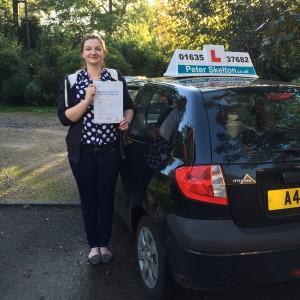 Driving Lessons Newbury - Hannah Lewington