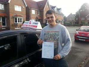 Jamie Mann- Driving Instructor Newbury