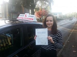 Driving School Newbury - Lauren Counsell