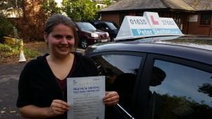 Driving School Newbury- Maddie Weeks