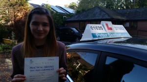 Driving Lessons Kingsclere - Victoria Silvester