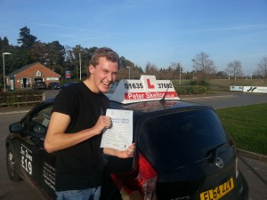 Driving School Newbury - Angus Oliver