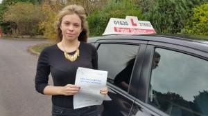 Driving Lessons Newbury- Charlotte Moore