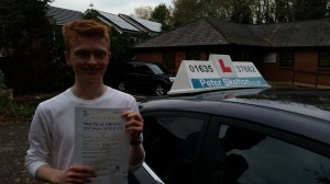 Driving Lessons Newbury - David Beynon